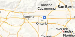 Direction for - Little Caesars Pizza Ontario,California,US