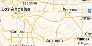 Direction for - China Star Hacienda Heights,California,US
