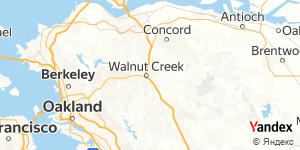 Direction for - Kaiser Permanente Walnut Creek Medical Center Walnut Creek,California,US