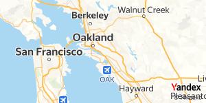 Direction for - Oak Park Apartments Oakland,California,US