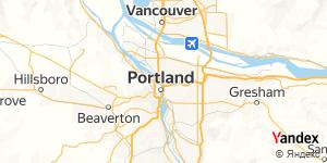 Direction for - Shilo Inns Rose Garden Portland,Oregon,US