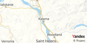 Direction for - Columbia View Apartments Kalama,Washington,US