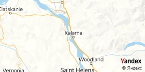 Direction for - Motel 6 Kalama,Washington,US