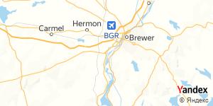 Direction for - Circle K 7057 Hampden,Maine,US