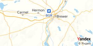 Direction for - Amanda Leclair - State Farm Insurance Agent Hampden,Maine,US