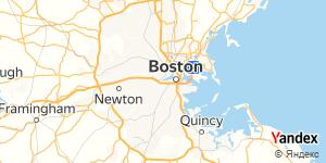 Direction for - Thai Dish Restaurant Boston,Massachusetts,US