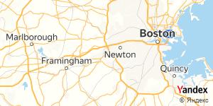 Direction for - Health Department Wellesley Hills,Massachusetts,US