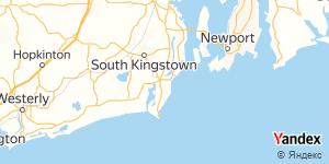 Direction for - Narragansett Pier Middle School Narragansett,Rhode İsland,US