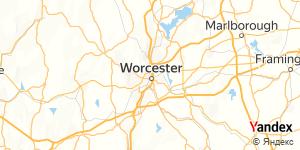 Direction for - Mane Hair Salon Worcester,Massachusetts,US
