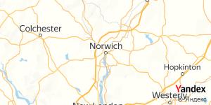 Direction for - Howard T. Brown Park Norwich,Connecticut,US