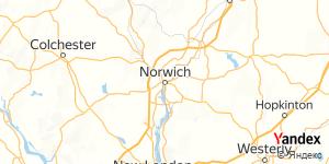 Direction for - Ron Bouchard Bail Bonds Norwich,Connecticut,US