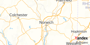 Direction for - Radiation Oncology Phys Of Ct Norwich,Connecticut,US