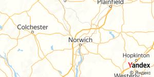 Direction for - Mcdonalds Norwich,Connecticut,US