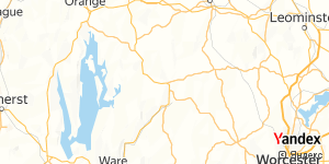 Direction for - Barre Police Dept Barre,Massachusetts,US