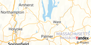 Direction for - State Police Belchertown,Massachusetts,US
