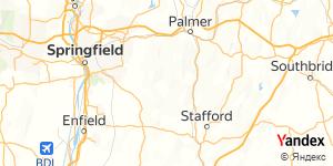 Direction for - Windows On Wheels Inc. Hampden,Massachusetts,US