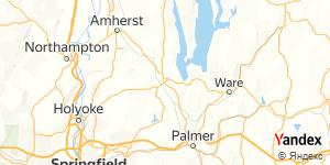 Direction for - Clapp Memorial Library Belchertown,Massachusetts,US