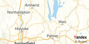 Direction for - Pizza Hut Belchertown,Massachusetts,US