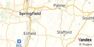 Direction for - Gios Pizzeria Inc. Hampden,Massachusetts,US