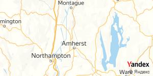 Direction for - Cushman Hill Childrens Ctr Amherst,Massachusetts,US