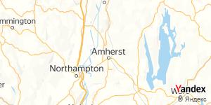 Direction for - Umass Amherst Amherst,Massachusetts,US