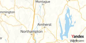 Direction for - Penske Truck Rental Amherst,Massachusetts,US