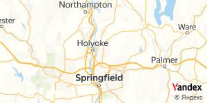 Direction for - Meineke Car Care Center Chicopee,Massachusetts,US