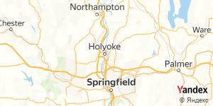 Direction for - Kays Pastry Shop Holyoke,Massachusetts,US