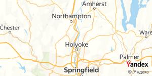 Direction for - Americas Best Value Inn - Holyoke/Springfield Holyoke,Massachusetts,US
