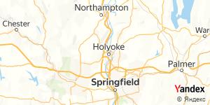Direction for - Shell Holyoke,Massachusetts,US