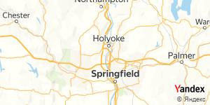 Direction for - Mcdonalds Holyoke,Massachusetts,US