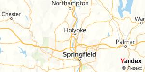 Direction for - Congregation Rodphey Sholom Holyoke,Massachusetts,US
