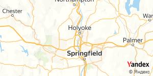 Direction for - Burger King Holyoke,Massachusetts,US