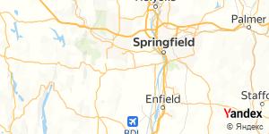 Direction for - Dunkin Donuts Feeding Hills,Massachusetts,US