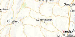 Direction for - West Cummington Congregational Cummington,Massachusetts,US