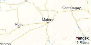 Direction for - Verizon Wireless Zone Malone,New York,US