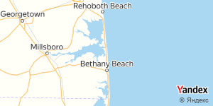 Direction for - Indian Harbor Villas Bethany Beach,Delaware,US