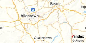 Direction for - Sunoco Hellertown,Pennsylvania,US