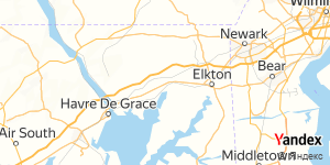 Direction for - State Police North East,Maryland,US