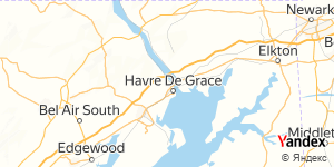 Direction for - Ymca Havre De Grace,Maryland,US