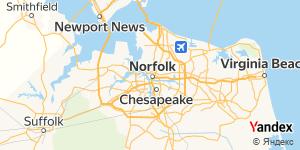 Direction for - Us Enforcement Office Norfolk,Virginia,US