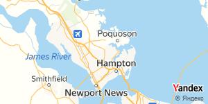 Direction for - Quickie Mart Hampton,Virginia,US