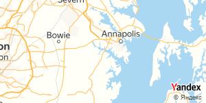 Direction for - Ihop Edgewater,Maryland,US
