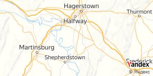 Direction for - Joppeys Smokin Bar-B-Que Boonsboro,Maryland,US