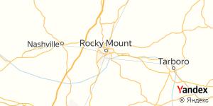 Direction for - U-Haul Neighborhood Dealer Rocky Mount,North Carolina,US