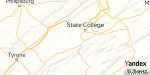 Direction for - Rodney Frazier State College,Pennsylvania,US