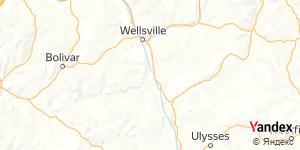 Direction for - Yorks Corners Mennonite Church Wellsville,New York,US