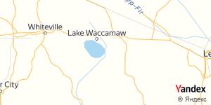 Direction for - Lake Waccamaw State Park Lake Waccamaw,North Carolina,US