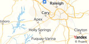 Direction for - Residence Inn Raleigh Cary Cary,North Carolina,US