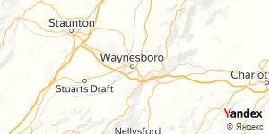 Direction for - City Cab Waynesboro,Virginia,US